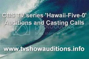 'Hawaii-Five-0' Auditions