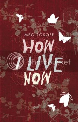 Meg Rosoff How I Live Now Talent Search