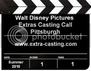 I am Number Four Extras Casting Call