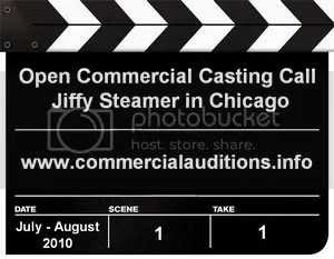 Open Commercial Casting Call