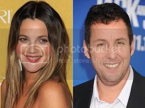 Adam Sandler Drew Barrymore Blended