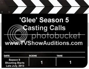 Lea Michele Glee Season 5