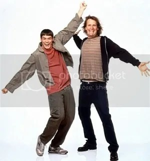 Jim Carrey Jeff Daniels Dumb and Dumber To