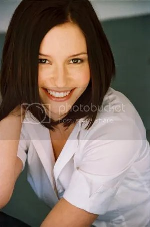 Chyler Leigh Leah Lund Holding Patterns