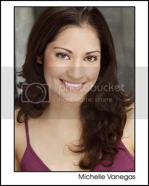 Michelle Vanegas Disney ABC Casting Project
