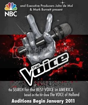 The Voice of America Open Casting Calls