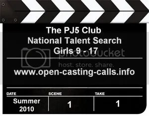 The PJ5 Club National Talent Search