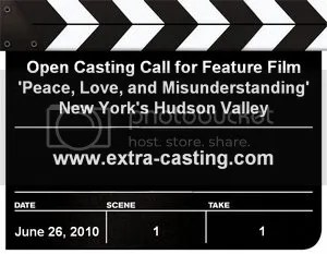 Hudson Valley Open Casting Call
