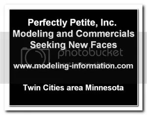Perfectly Petite Open Model Call