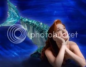 Sierra Boggess The Little Mermaid Broadway