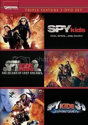 Spy Kids 4 Armageddon Casting