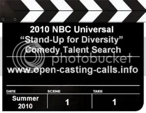 NBC Universal Comedy Search