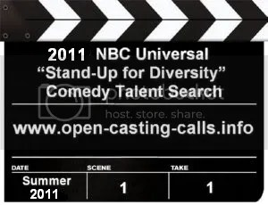 2011 NBC Universal Talent Search