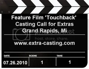 Grand Rapids Touchback Casting Call