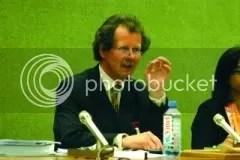 UN Special Rapporteur Mr. Manfred Nowak