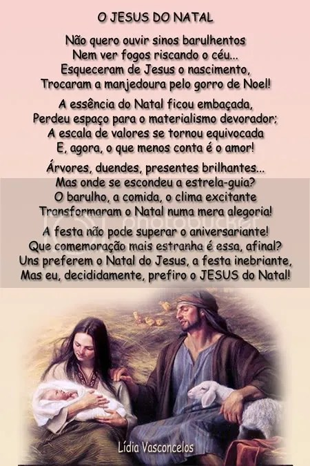 O Jesus do Natal