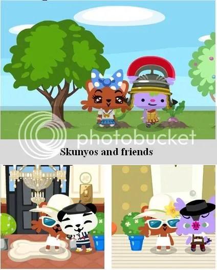 SKunyos and friends