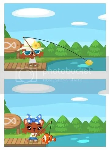 Skunyos went Fishing