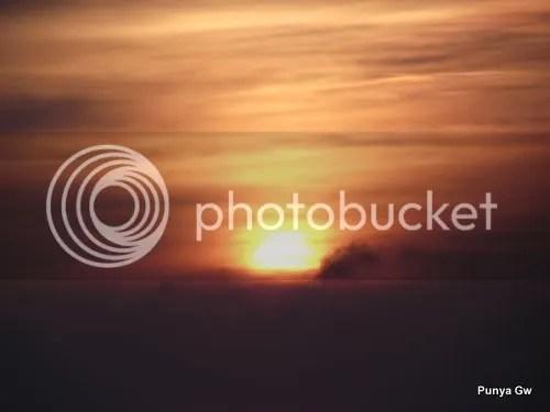Tidung Island's Sunrise