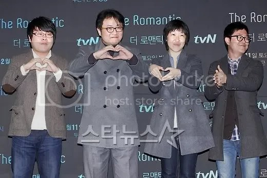 The Romantic          Seunggi and former  N D production team reunite