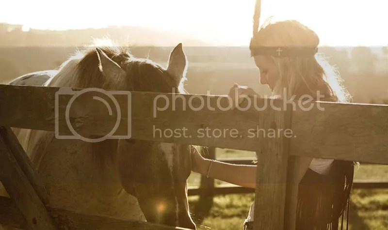 horse,afternoon light,headdress,paddock,field,magical,western
