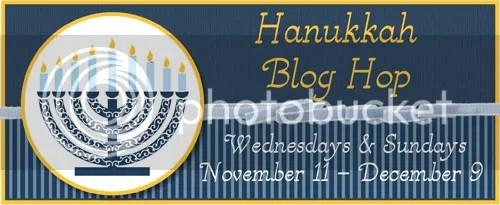 Hanukkah 2012 Blog Hop