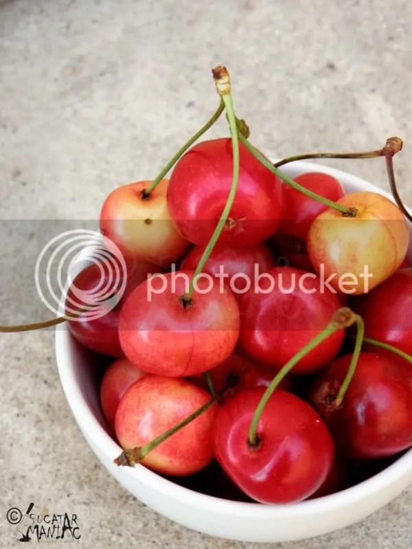 cirese congelate,cum se conserva ciresele,fructe congelate