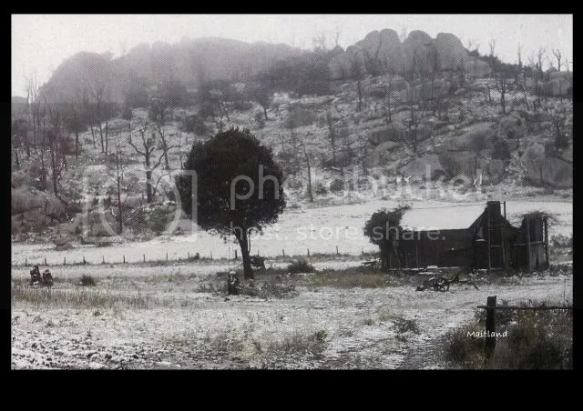 1984 tenterfield snow