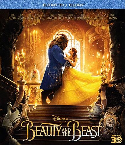 Beauty And The Beast 2017 1080p 3D Half-SBS BluRay DTS x264-TURG