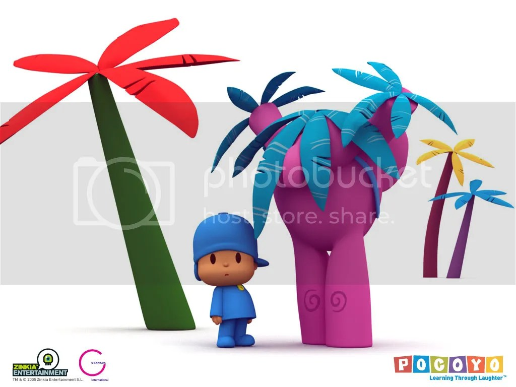 pocoyo Background