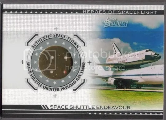 Space Shuttle Relic