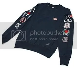 Laced - 10 Deep Victory Crew Navy - 200[33]