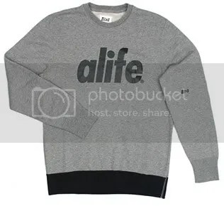 Laced - Alife OG Sweater Heather Grey - 150