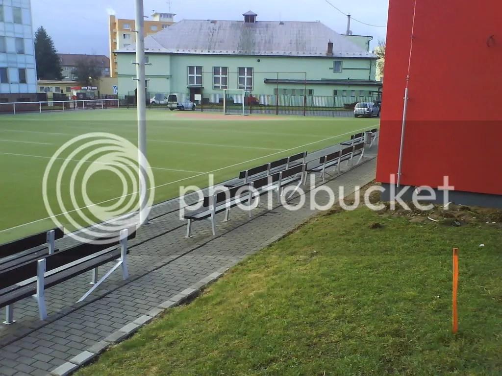banci teren sportiv