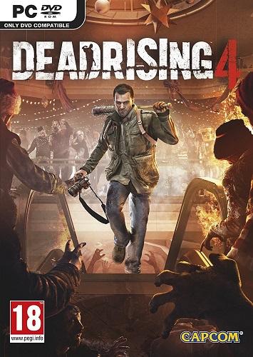 Dead Rising 4 RePack-MAXAGENT