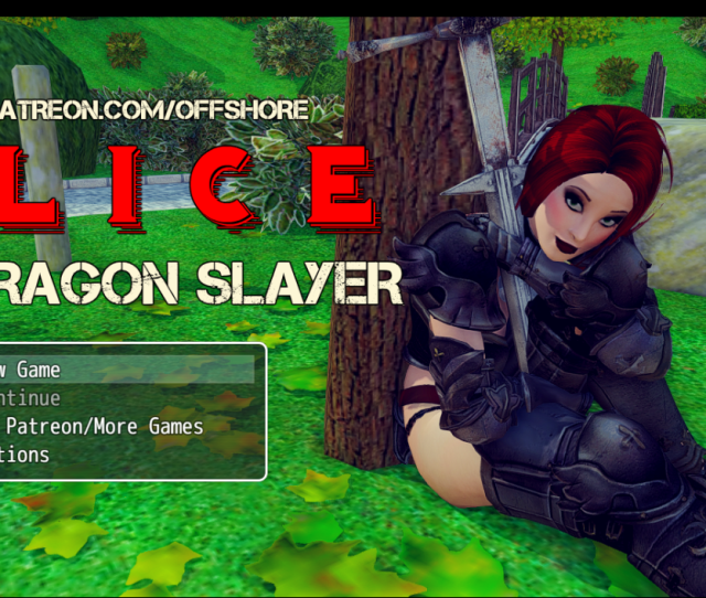 Alice The Dragon Slayer Version 0 3 By Offshore