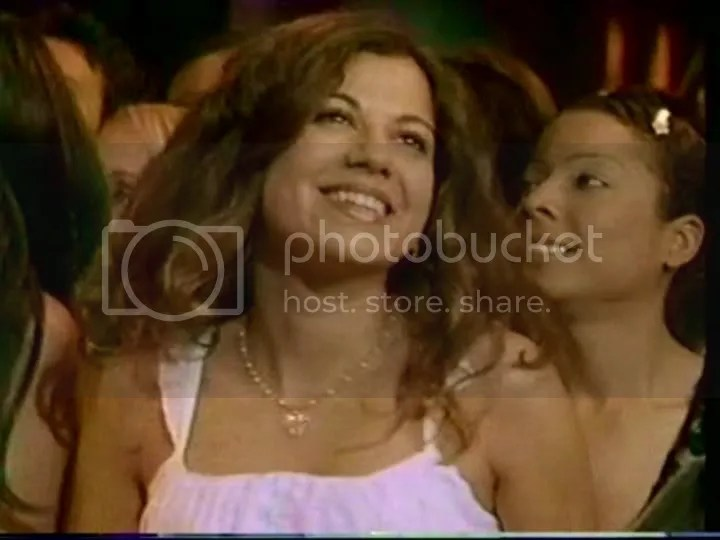 uciana Carro in the episode Charity Begins at Home of The Chris Isaak Show