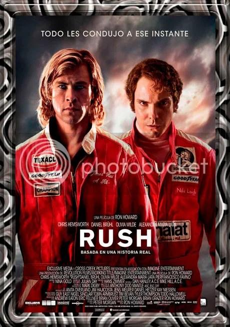 決戰終點線/ F1雙雄 Rush@喬伊電影隨想|PChome 個人新聞臺