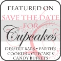 Featured on Save the Date for Cupcakes