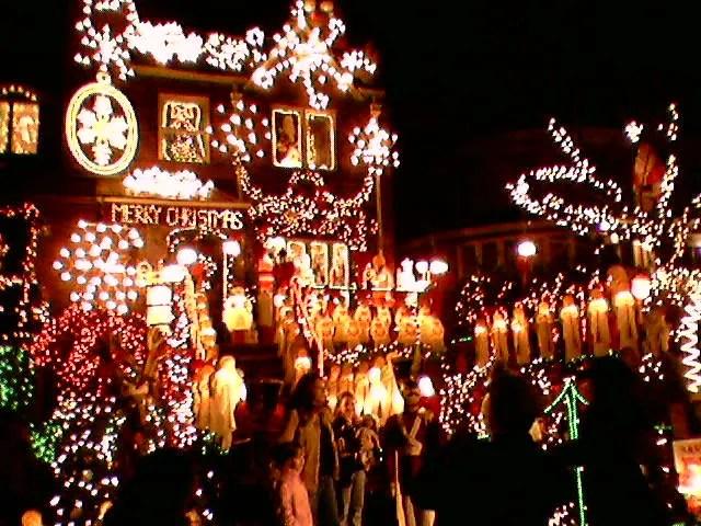 Bronx Zoo Lights