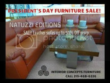 Whether you want to lounge by the pool or dine by the grill, a good set of patio furniture is a summer game changer. Presidents-Day-Furniture-Sales-2013-Natuzzi-sofas ...