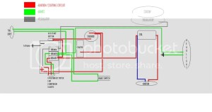 SIMPLE Shovelhead wiring diagram does it look good to you?