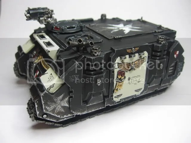 space Marine – When Cannons Fade…