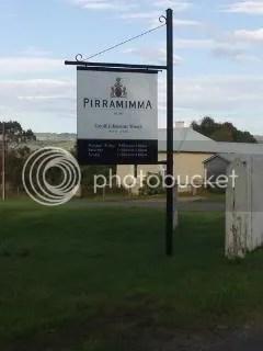McLaren Vale Wines - Pirramimma (1/3)