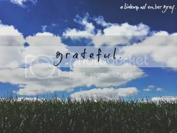 Ember Grey's Grateful Heart Linkup