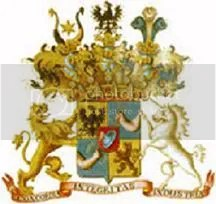 The Coat of Arms of the Rothschild Family