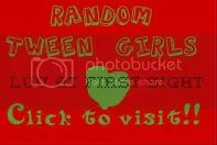 Random Tween Girls Widget 1