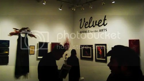 Crowd at Velvet opening 2