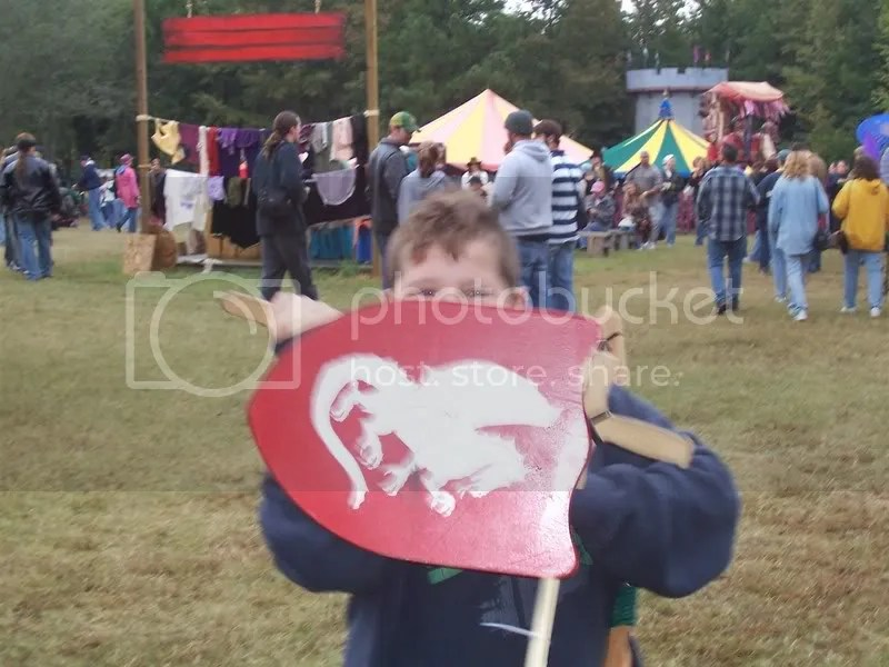 Shield and Sword from Festival Marketplace