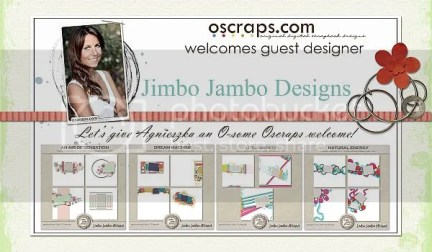 Welcome Jimbo Jambo Designs to OScraps